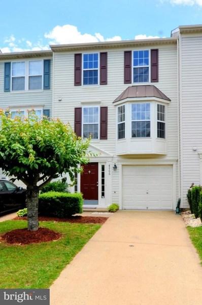 4706 Colonnade Way, Fredericksburg, VA 22408 - MLS#: VASP222384