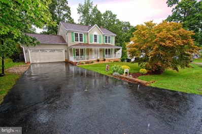11502 Enchanted Woods Way, Fredericksburg, VA 22407 - MLS#: VASP224130