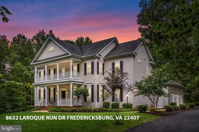 8632 Laroque Run Drive, Fredericksburg, VA 22407 - #: VASP225128