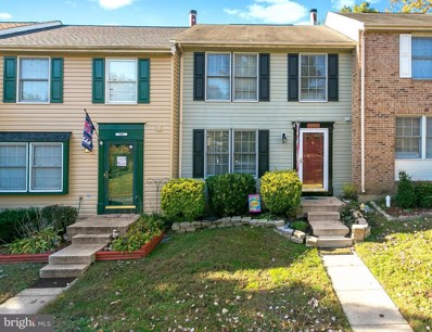 504 Ridgecrest Court, Stafford, VA 22554 - #: VAST100182