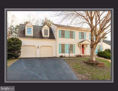 17 Brixham Court, Stafford, VA 22554 - #: VAST100210
