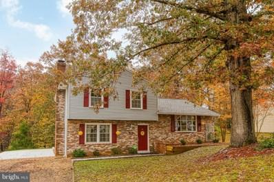 38 Hickory Ridge Drive, Fredericksburg, VA 22405 - MLS#: VAST100230
