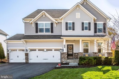 44 Wagoneers Lane, Stafford, VA 22554 - #: VAST100450