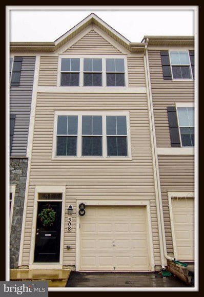 508 Woodstream Circle, Stafford, VA 22556 - MLS#: VAST125956
