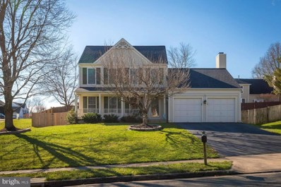 1 Hampshire Court, Stafford, VA 22554 - #: VAST165796
