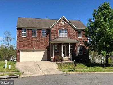 1 Bells Ridge Drive, Stafford, VA 22554 - #: VAST165878
