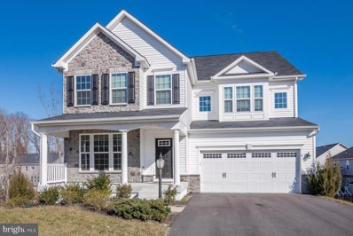 4 Mossy Creek Lane, Fredericksburg, VA 22405 - #: VAST165974