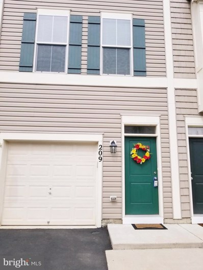 209 Woodstream Circle, Stafford, VA 22556 - #: VAST166258