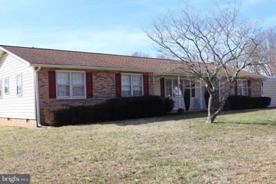 242 N North Randolph Road, Fredericksburg, VA 22405 - #: VAST187092