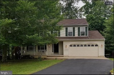 23 Donna Dale Drive, Fredericksburg, VA 22405 - #: VAST2000120