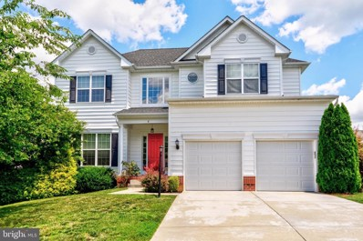 8 Doswell Drive, Fredericksburg, VA 22405 - #: VAST2000166