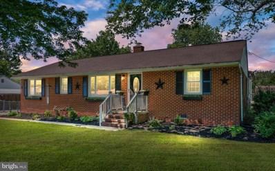 607 Culpeper Street, Fredericksburg, VA 22405 - #: VAST2000234
