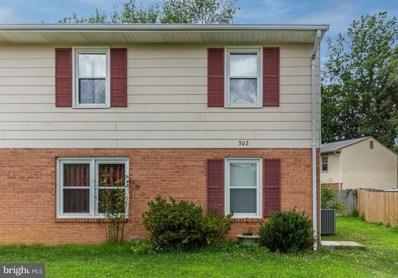 302 Red Oak Drive, Stafford, VA 22554 - #: VAST2001266