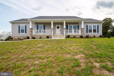 104 Hickory Hill Overlook Court, Fredericksburg, VA 22405 - #: VAST200780