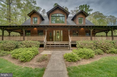 150 Monroe Farm Road, Fredericksburg, VA 22406 - #: VAST201786