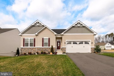 19 Hollycrest Place, Stafford, VA 22554 - #: VAST201966
