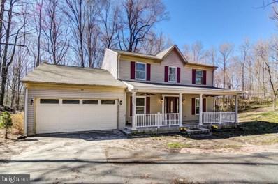 299 Sandy Ridge Road, Fredericksburg, VA 22405 - #: VAST208158