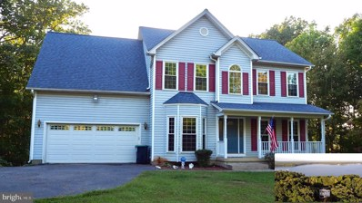 321 Aquia Creek Road, Stafford, VA 22554 - #: VAST210672