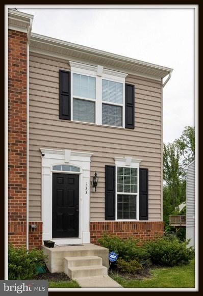 133 Streamview Drive, Fredericksburg, VA 22405 - #: VAST210850