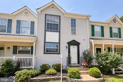 417 Mayfair Place, Stafford, VA 22556 - MLS#: VAST210864