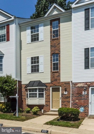 413 Westminster Lane, Stafford, VA 22554 - MLS#: VAST210918