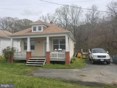 268 Cambridge Street, Fredericksburg, VA 22405 - #: VAST211424