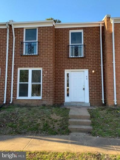 46 Chestnut Drive, Stafford, VA 22554 - #: VAST211884