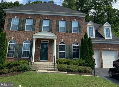 33 Garnet Way, Fredericksburg, VA 22405 - #: VAST212126
