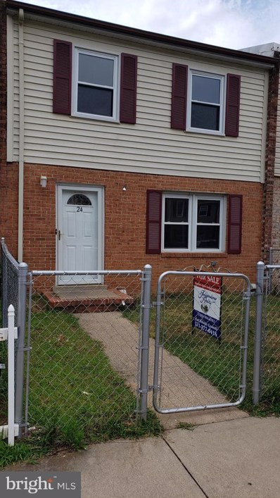 24 Bristol Court, Stafford, VA 22556 - #: VAST212952