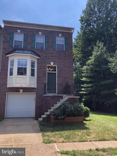 115 Park Brook Court, Stafford, VA 22554 - #: VAST213194