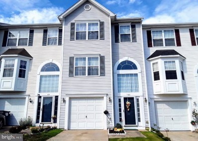 105 Munsons Hill Court, Stafford, VA 22554 - #: VAST213264