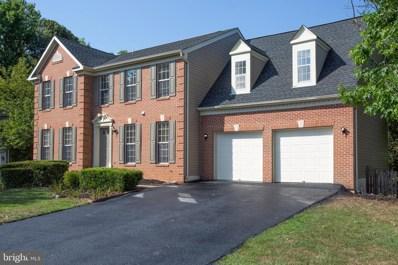 8 Jonquil Place, Stafford, VA 22554 - #: VAST213332