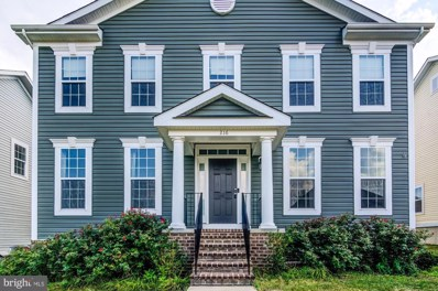 216 Pear Blossom Road, Stafford, VA 22554 - #: VAST213712