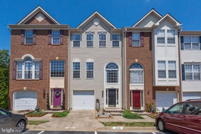 208 Chesterbrook Court, Stafford, VA 22554 - #: VAST213744
