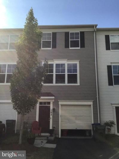 102 Gavins Lane UNIT 1165, Stafford, VA 22556 - #: VAST214122