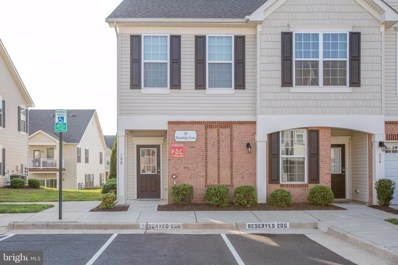 110 Dandridge Court UNIT 102, Stafford, VA 22554 - #: VAST214374