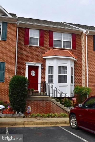 29 Townes Place, Fredericksburg, VA 22405 - #: VAST214558