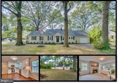 7 Blair Road, Fredericksburg, VA 22405 - #: VAST215614