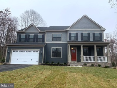 107 Black Hawk Drive, Stafford, VA 22554 - #: VAST215944