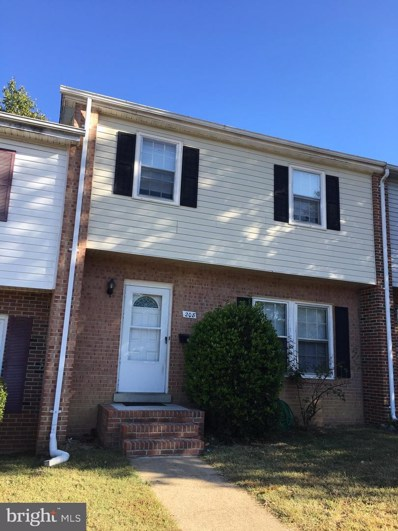 208 Overlook Court, Fredericksburg, VA 22405 - #: VAST216026