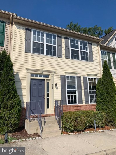 202 Terrace Drive, Stafford, VA 22554 - #: VAST216150