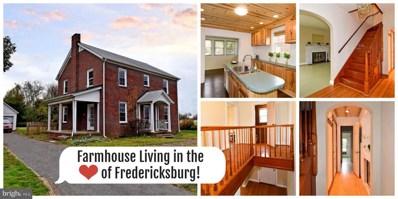 106 Valley View Place, Fredericksburg, VA 22405 - #: VAST216516