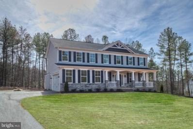 181 Empress Alexandra Place, Fredericksburg, VA 22406 - #: VAST217004
