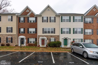 104 Stingray Court, Stafford, VA 22554 - #: VAST217010