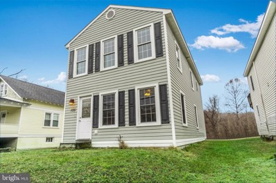135 Cambridge Street, Fredericksburg, VA 22405 - #: VAST217878