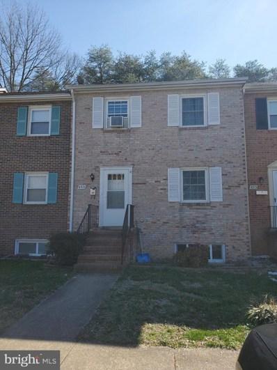 453 Ridgemore Street, Fredericksburg, VA 22405 - #: VAST219944