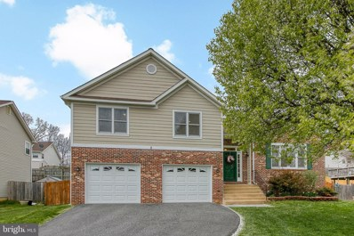 5 Emerson Court, Stafford, VA 22554 - #: VAST220044