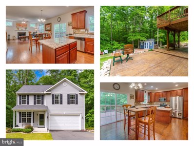 31 Walker Way, Stafford, VA 22554 - #: VAST222070
