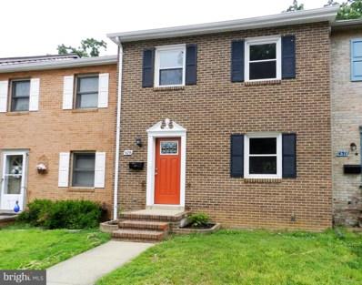 429 Ridgemore Street, Fredericksburg, VA 22405 - #: VAST222260
