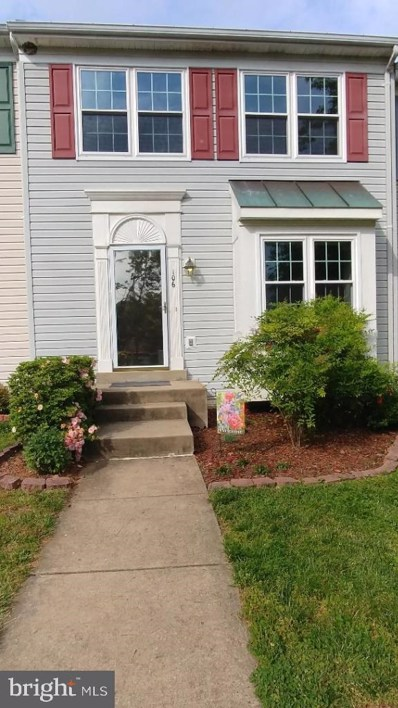 106 Mistro Court, Stafford, VA 22554 - #: VAST222506